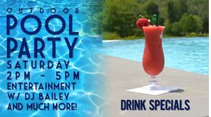 Pool Party Ad