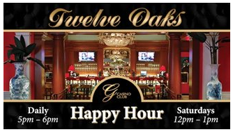 Twelve Oaks Happy Hour
