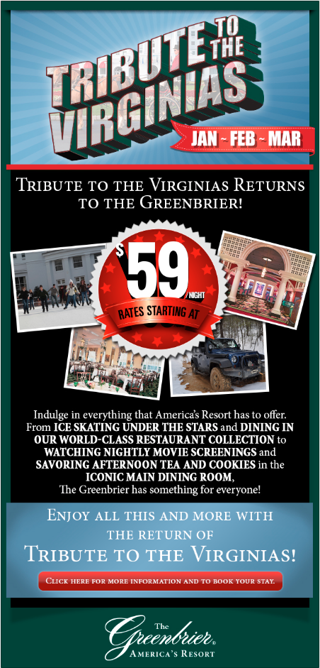 Tribute to the Virginias eblast