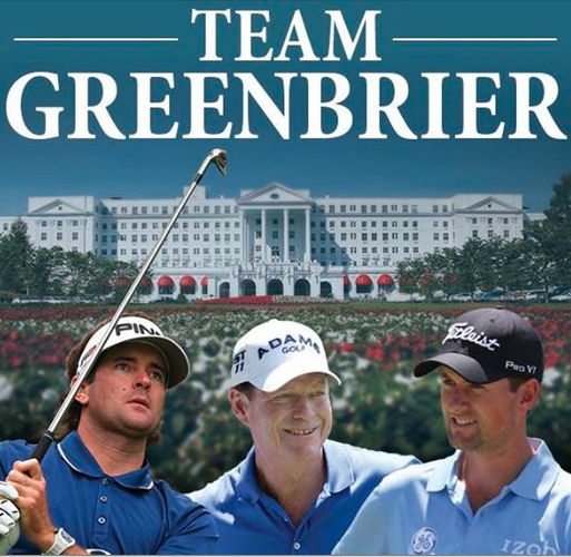 Team Greenbrier Ad