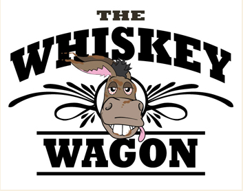Whiskey Wagon Donkey Logo