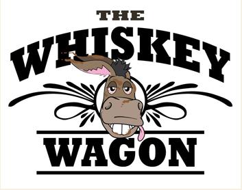 Whiskey Wagon Donkey Logo