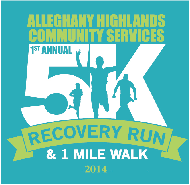 Alleghany Highlands Community Services 5K Logo