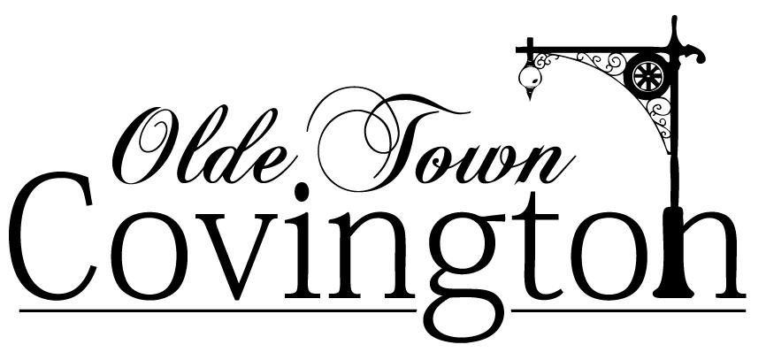Olde Town Covington Logo