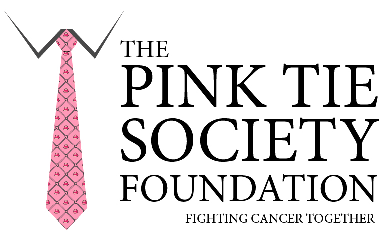 The Pink Tie Society Foundation Logo