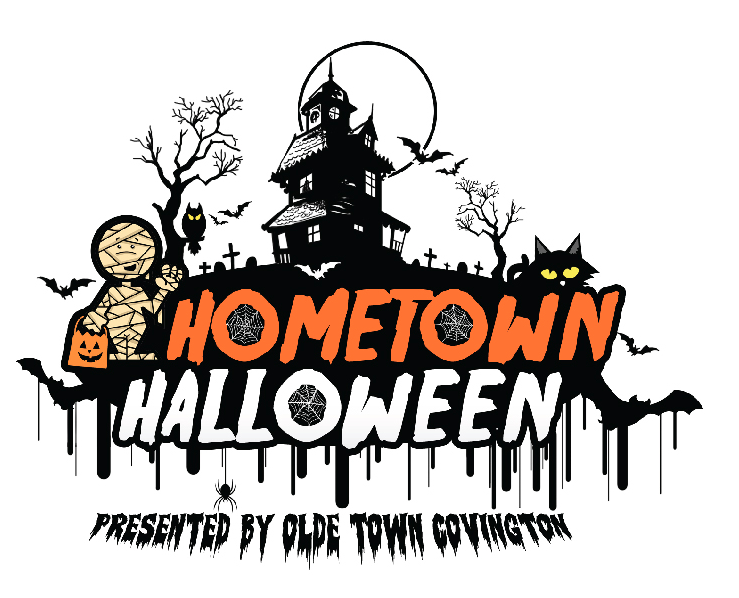 Hometown Halloween Logo