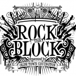 Rock the Block Logo
