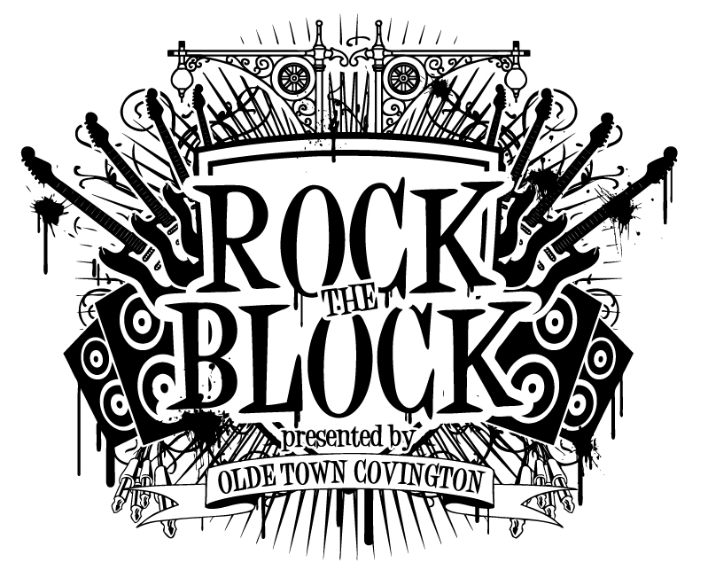 Rock the Block Logo