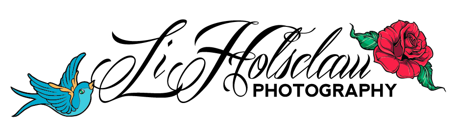 Li Hosclaw Photography Logo