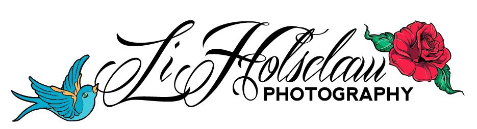 Li Hosclaw Photography Logo