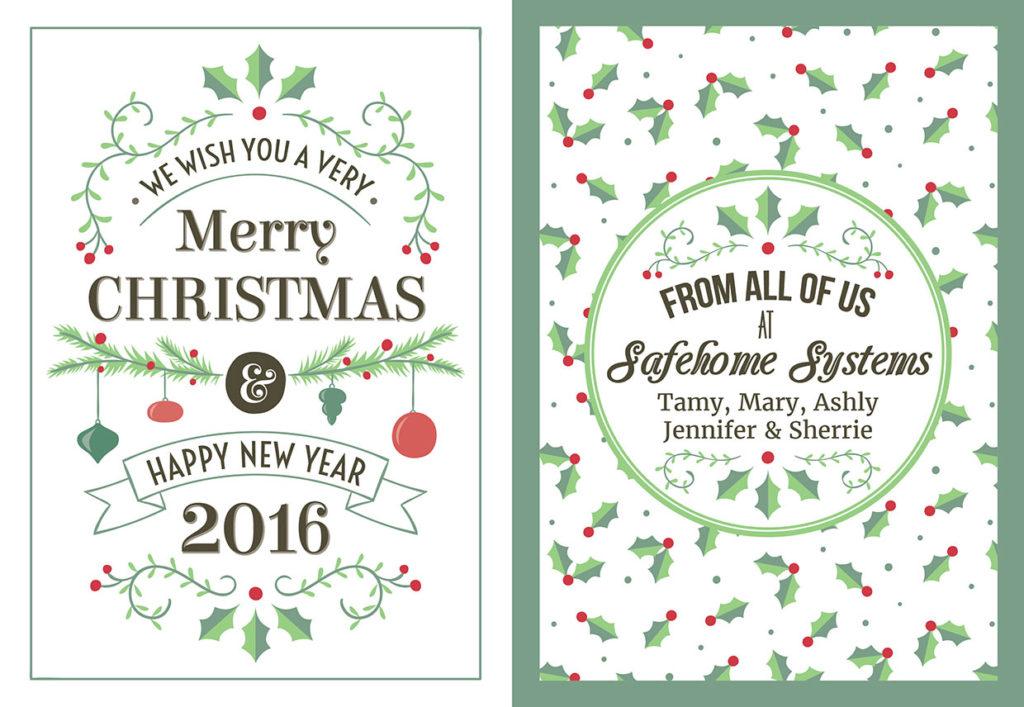 Christmas Card Together